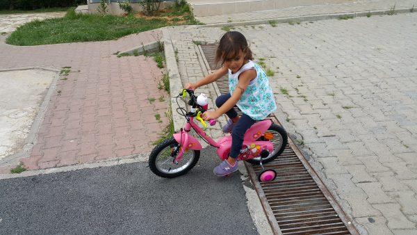 Duru'nun ilk bisikleti
